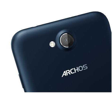 Мобильный телефон Archos 50C Platinum Dark Blue (690590030428) - 2