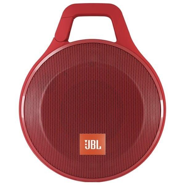 Портативная акустика JBL Clip+ Red (CLIPPLUSRED) - 2