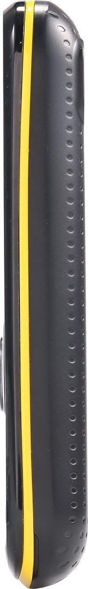Мобильный телефон Nomi i181 Black-Yellow - 3