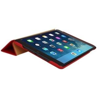 Чехол-книжка для iPad Jison Case Executive Smart Cover for iPad Air/Air 2 Red (JS-ID5-01H30) - 3