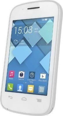 Мобильный телефон Alcatel One Touch 4015D POP C1 Dual Sim White - 1