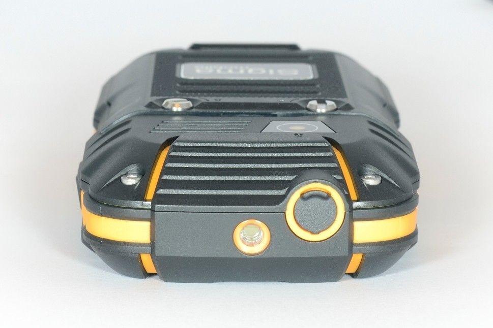 Мобильный телефон Sigma mobile X-treme DZ67 Travel Orange Black - 5
