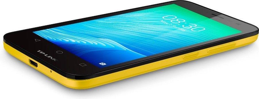 Мобильный телефон TP-LINK Neffos Y5L (TP801A31UA) Sunny Yellow - 2