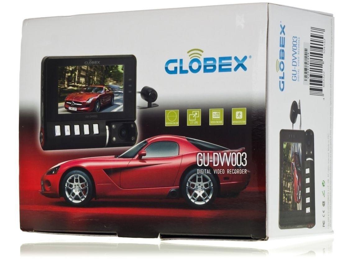 Видеорегистратор Globex GU-DVV003 - 5