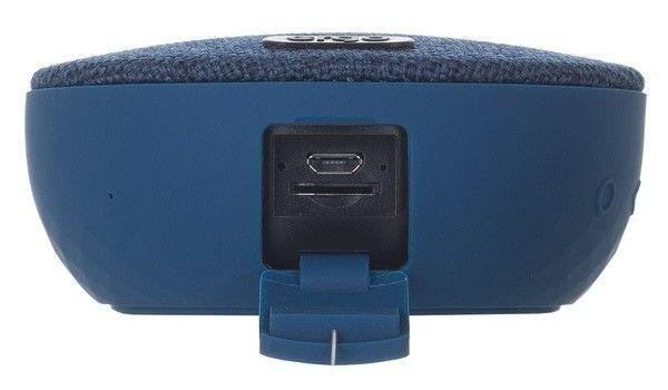 Портативная акустика Ergo BTS-710 Blue от Територія твоєї техніки - 6