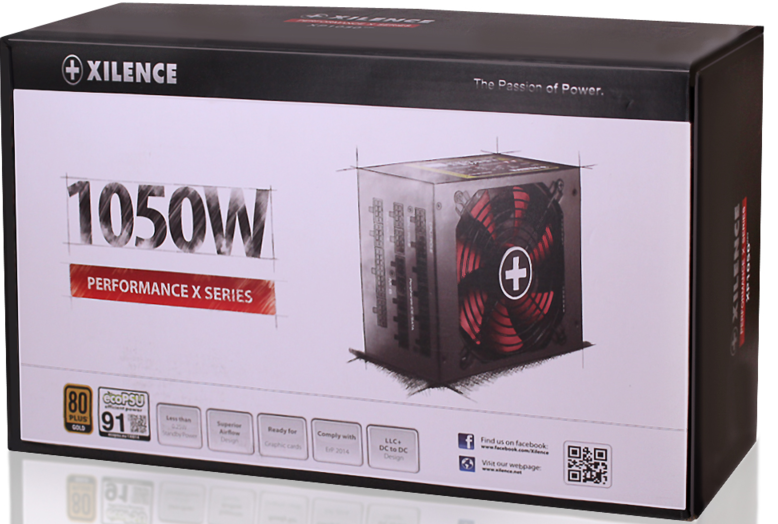 Блок питания Xilence Performance X 1050W (XP1050MR9)