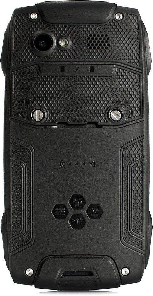 Мобильный телефон Sigma mobile X-treme PQ25 Black - 1