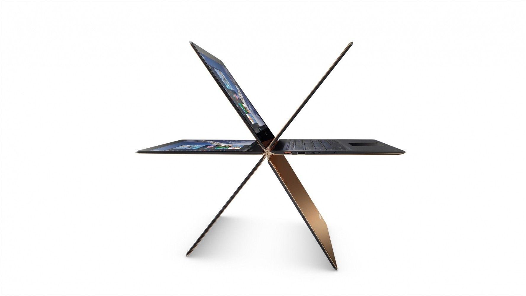 Ноутбук Lenovo Yoga 900-13 (80MK00MBUA) Gold - 1