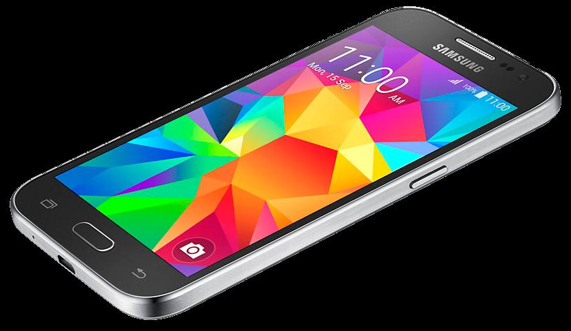 Мобильный телефон Samsung Galaxy Core Prime SM-G360H Charcoal Grey - 4