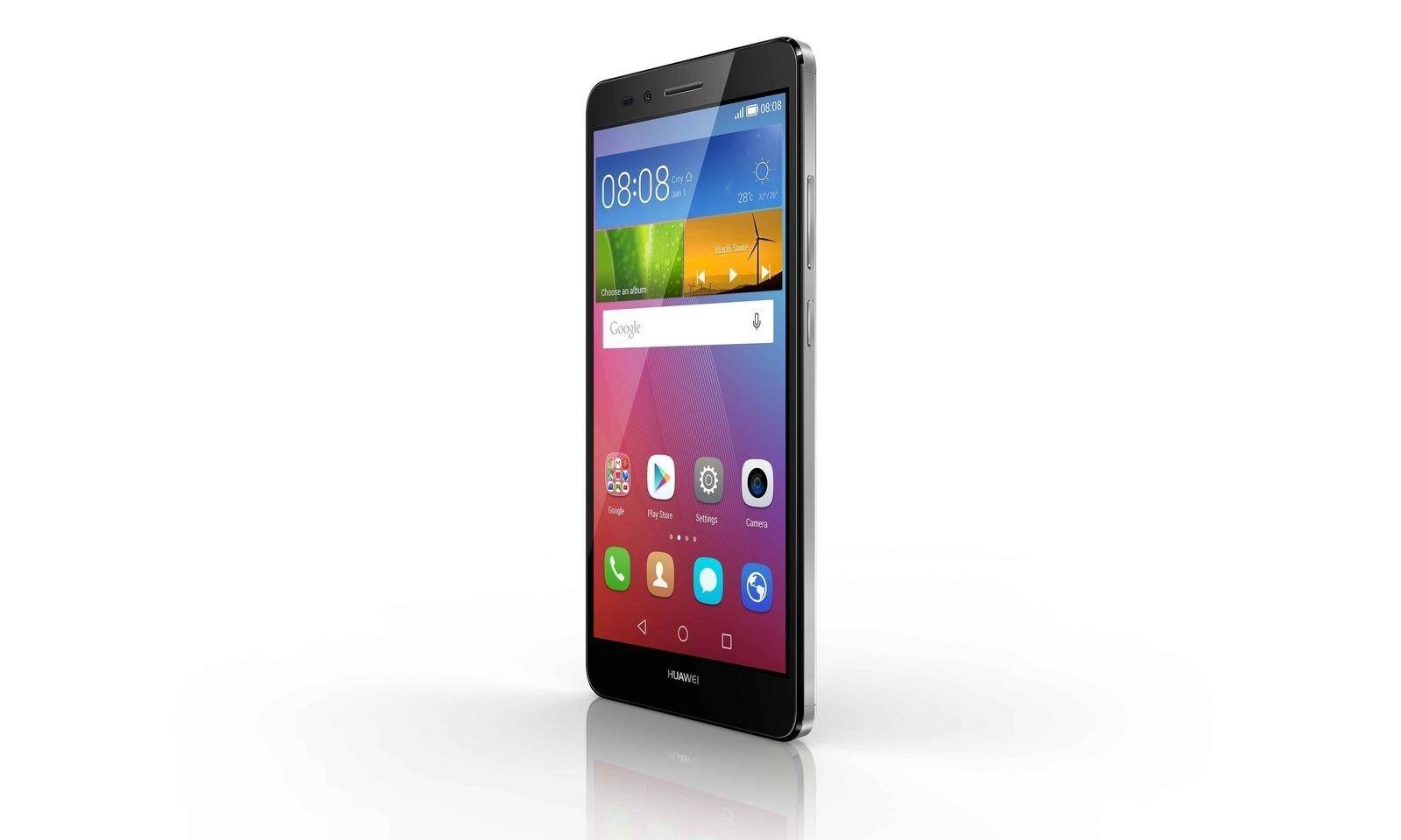 Мобильный телефон Huawei GR5 Dual Sim Black - 4