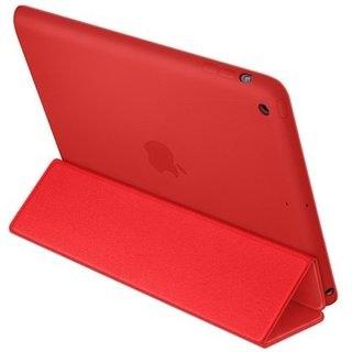 Чехол-книжка Apple Smart Case Leather для iPad Air 2 (High Copy) Red - 1