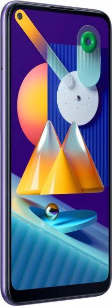 Смартфон Samsung Galaxy M11 3/32GB (SM-M115FZLNSEK) Violet от Територія твоєї техніки - 2