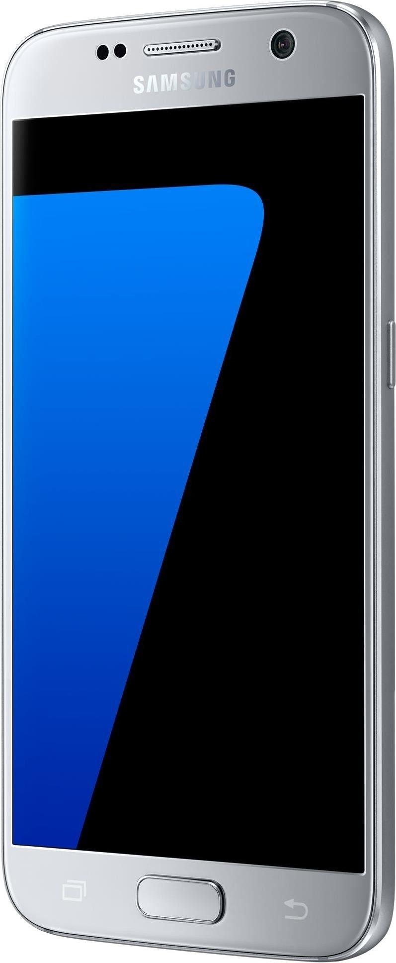 Мобильный телефон Samsung Galaxy S7 Duos G930 (SM-G930FZSUSEK) Silver - 4