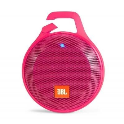 Портативная акустика JBL Clip+ Pink (CLIPPLUSPINK) - 1