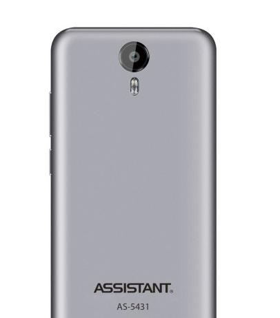 Мобильный телефон Assistant AS-5431 Gray - 1