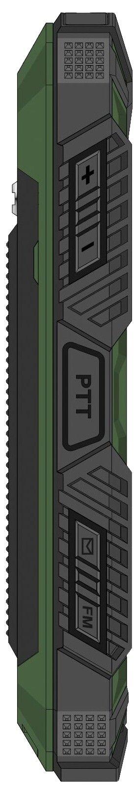 Мобильный телефон Sigma mobile X-treme PQ15 Green - 2