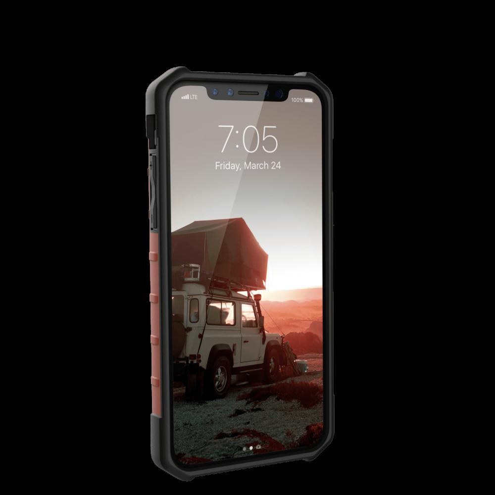 Чехол UAG iPhone X Pathfinder Rust Orange от Територія твоєї техніки - 4