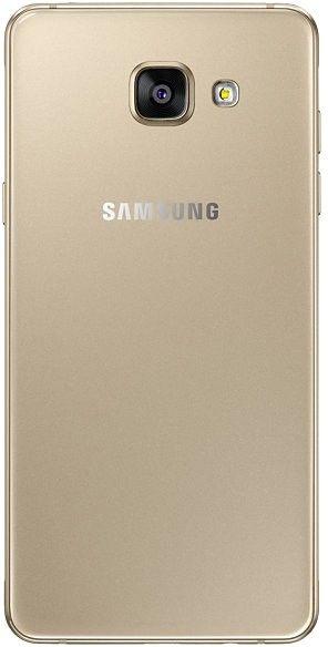 Мобильный телефон Samsung Galaxy A5 2016 Duos SM-A510 16Gb (SM-A510FZDDSEK) Gold - 1