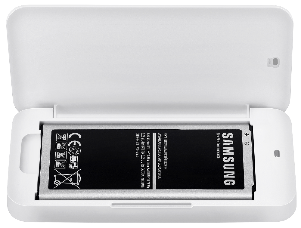 Аккумулятор с зарядным устройством Samsung Galaxy S5 G900 (EB-KG900BWEGRU) - 3