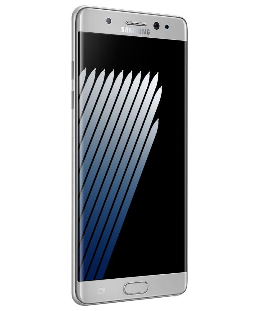 Мобильный телефон Samsung Galaxy Note 7 64GB (SM-N930) Silver - 5