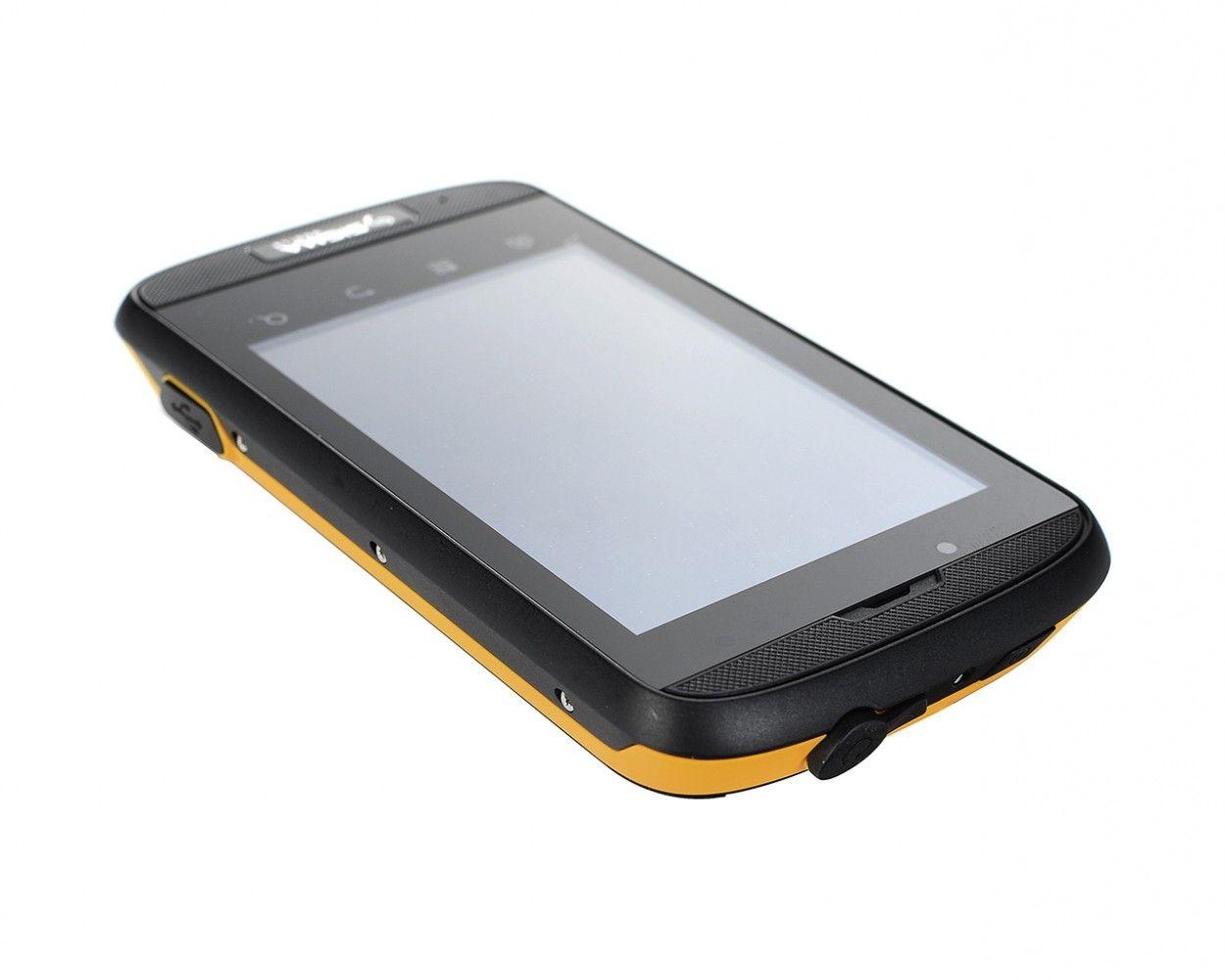 Мобильный телефон Sigma mobile X-treme PQ12 Yellow-Black - 3