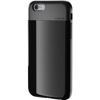 Чехол Lunatik FLAK Black (FLK6-4701) for iPhone 6/6s - 1