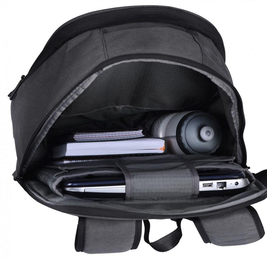 """Рюкзак для ноутбука 2E 16"""" (2E-BPN65007DG) Dark Grey от Територія твоєї техніки - 7"""