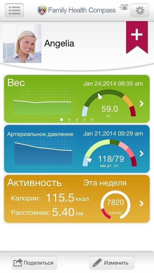 Смарт часы Prestigio Smart Pedometer (PHCPED) - 3