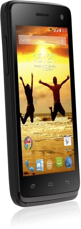 Мобильный телефон Fly IQ4490i ERA Nano 10 Black - 1