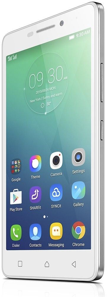 Мобильный телефон Lenovo VIBE P1m White - 3