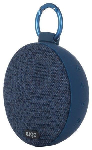 Портативная акустика Ergo BTS-710 Blue от Територія твоєї техніки - 3