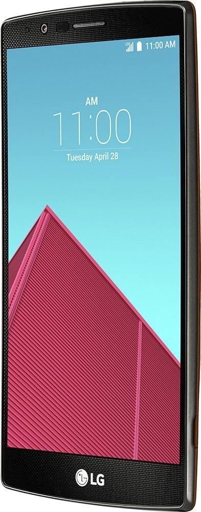 Мобильный телефон LG H818 G4 Leather Brown - 4