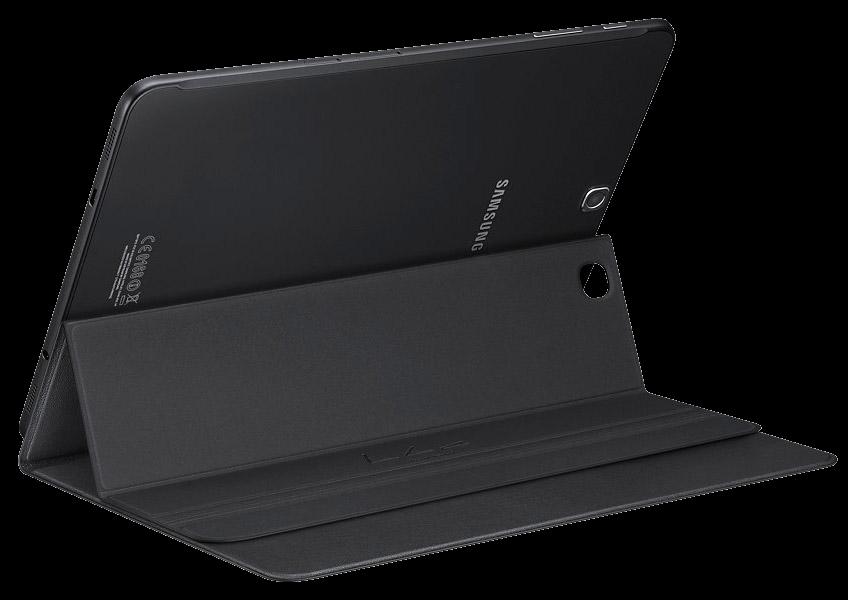 "Чехол Samsung для Samsung Galaxy Tab S2 9.7"" Black (EF-BT810PBEGRU) - 1"