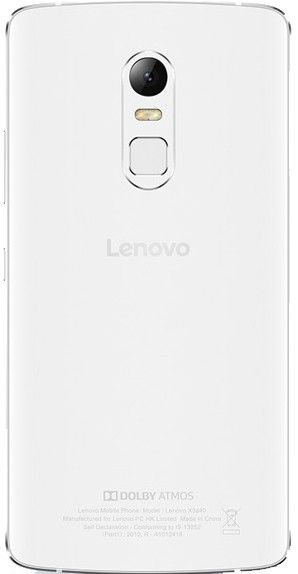 Мобильный телефон Lenovo VIBE X3 White - 2