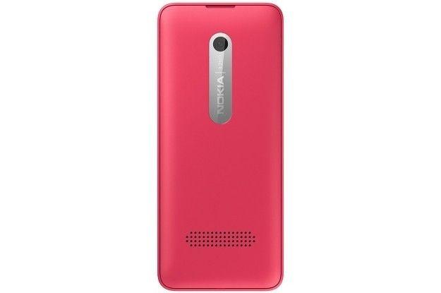 Мобильный телефон Nokia 301 Dual Sim Fuchsia - 1