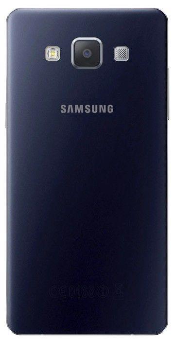 Мобильный телефон Samsung Galaxy A5 Duos SM-A500H Black - 1