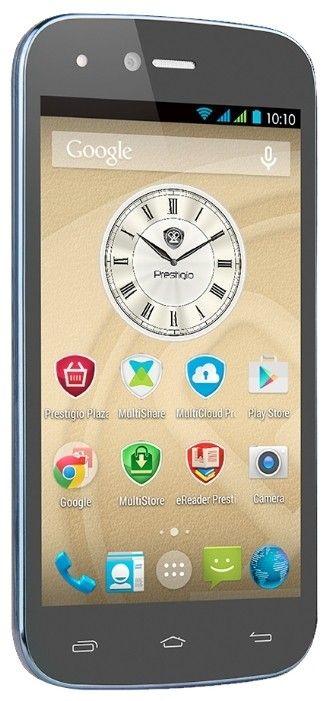 Мобильный телефон Prestigio Grace X3 3455 DUO Blue - 2