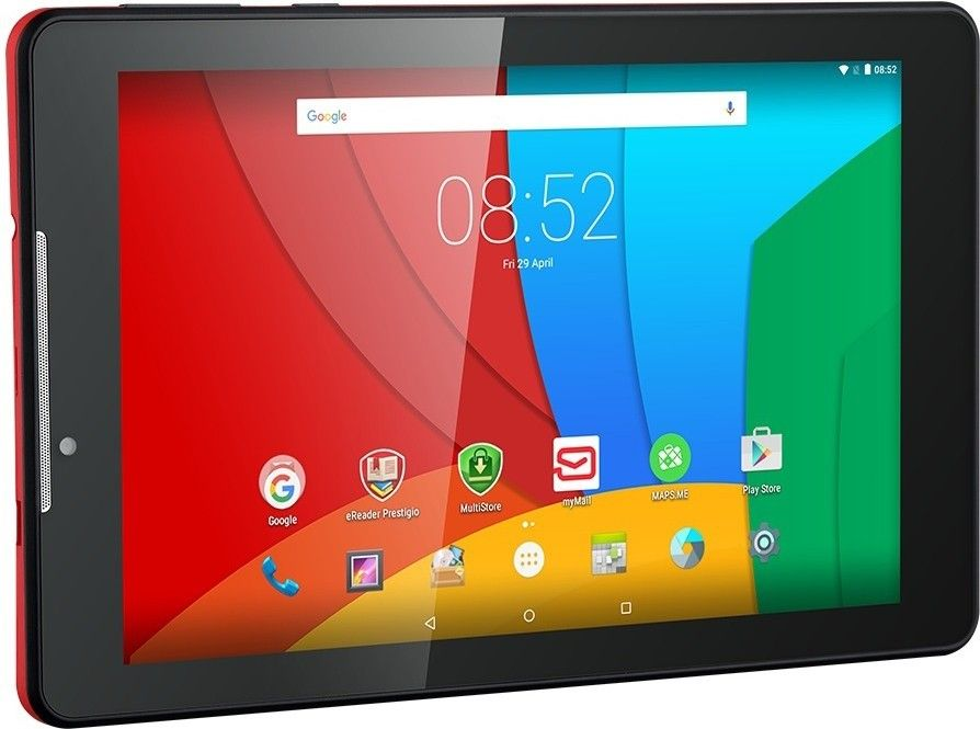 Планшет Prestigio MultiPad Color 2 16GB 3G Red (PMT3777_3GE_D_RD_CIS) - 1