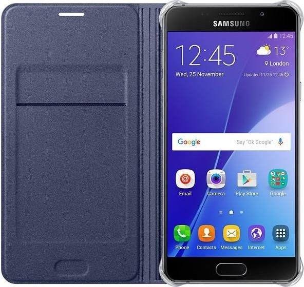 Чехол-книжка Samsung A510 EF-WA510PBEGRU Black - 3