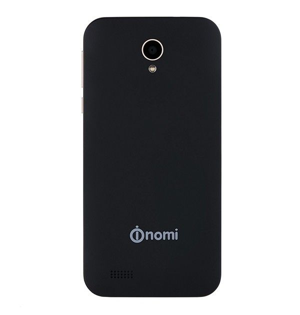 Мобильный телефон Nomi i451 Twist Black-Gold - 3
