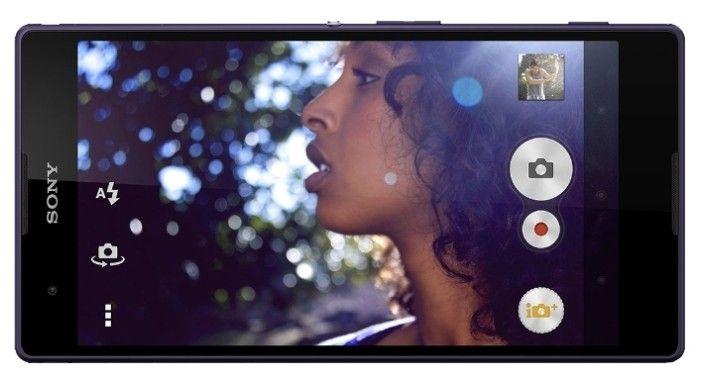 Мобильный телефон Sony D5322 Xperia T2 Ultra Purple - 2