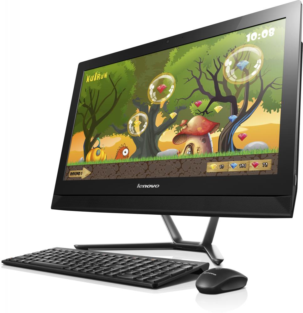 Моноблок Lenovo C50-30 (F0B10067RK) Black - 2