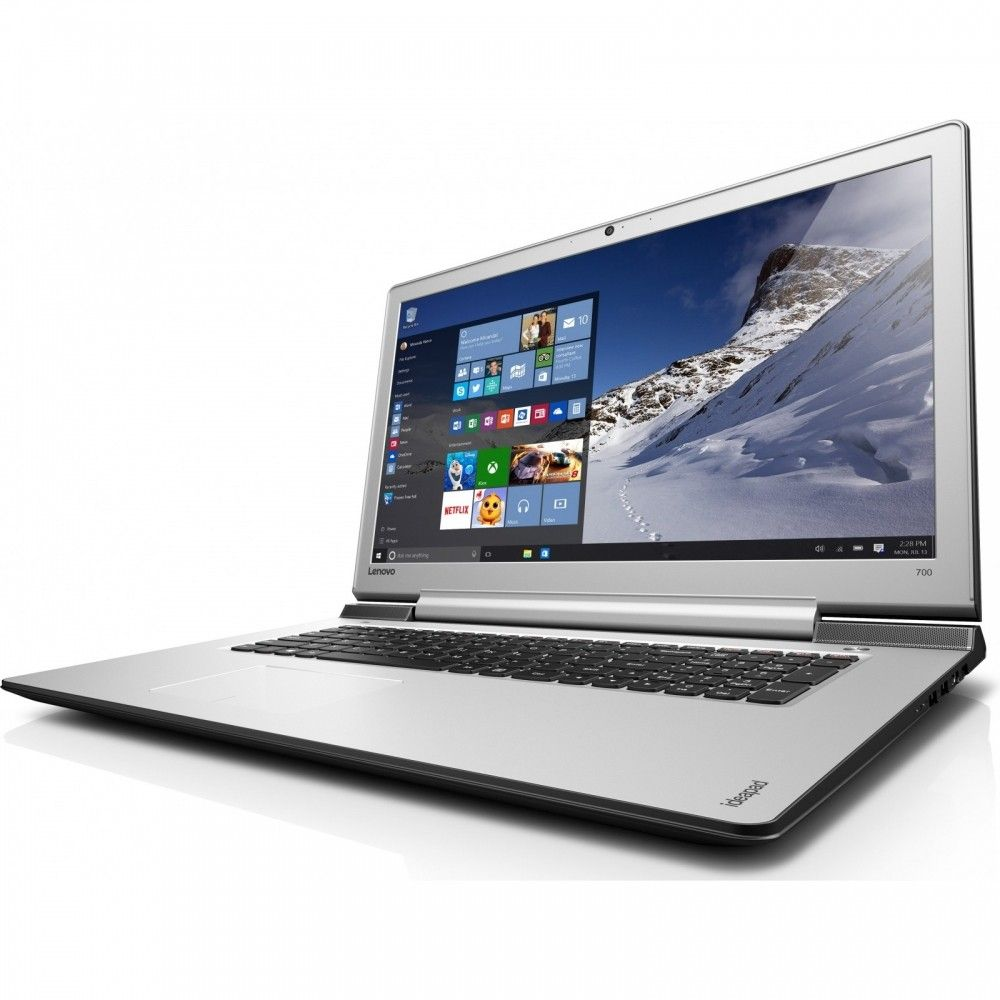 Ноутбук Lenovo IdeaPad 700-17 (80RV0016UA) Black - Silver - 5