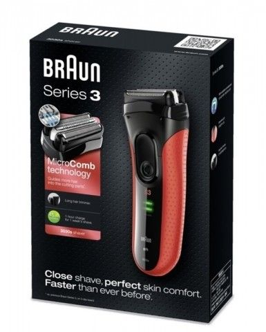 Электробритва BRAUN Series 3 3030 - 1