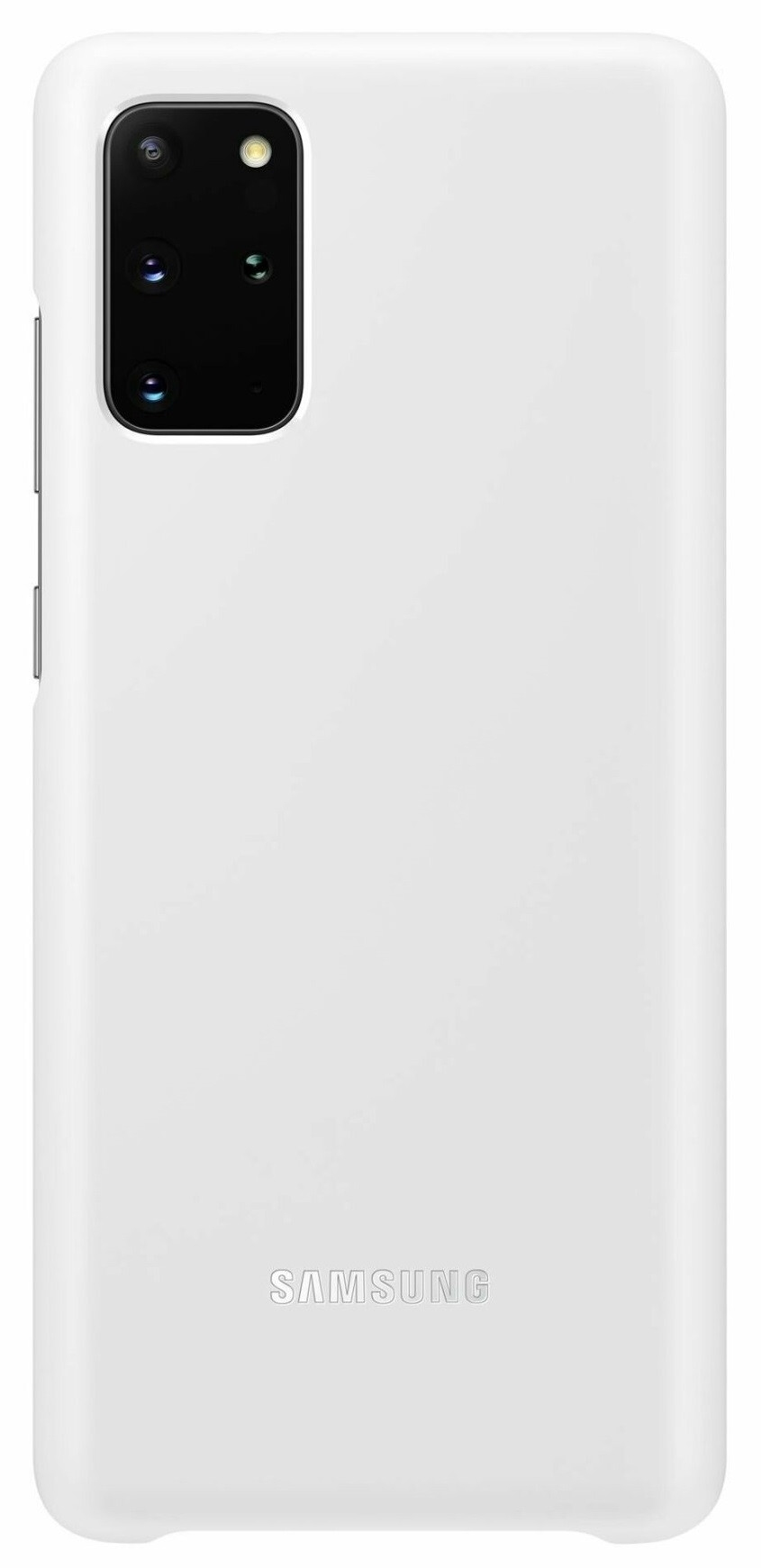 Панель Samsung LED Cover для Samsung Galaxy S20 Plus (EF-KG985CWEGRU) White от Територія твоєї техніки - 2