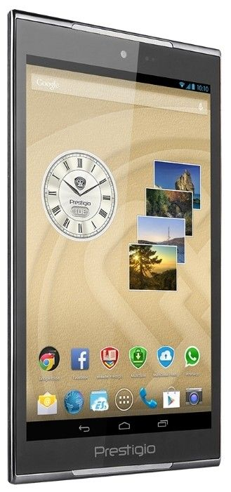Планшет Prestigio MultiPad Thunder 8.0i 3G Black (PMT7787_3G) - 4