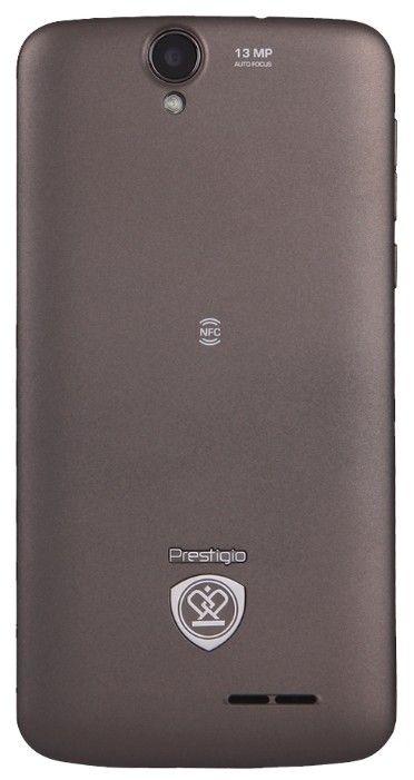 Мобильный телефон Prestigio MultiPhone 7600 DUO Gunmetal - 1