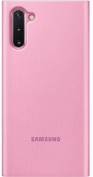 Чехол-книжка Samsung Clear View Cover для Samsung Galaxy Note 10 (EF-ZN970CPEGRU) Pink от Територія твоєї техніки - 2