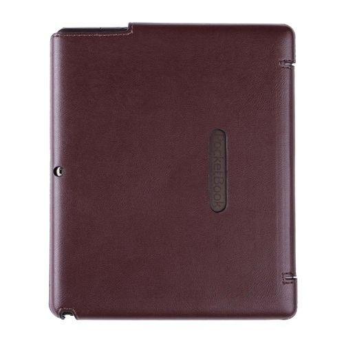 Обложка AIRON Premium для PocketBook 840 brown - 1