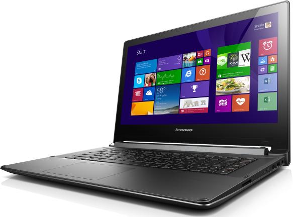 Ноутбук Lenovo Flex 2 14 (59422560) Black - 3